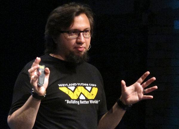 Sergey Golovanov of Kaspersky Lab (New York Times)