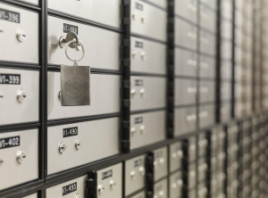 Safety Deposit Boxes in Sentinel Vaults in Dublin, Ireland