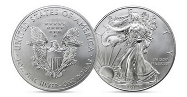 American Silver Eagle 1 0z Coin