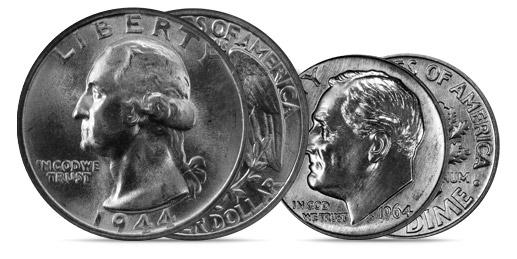 90% Silver Coin Bags