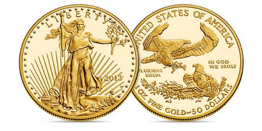 American Gold Eagle – 1 oz