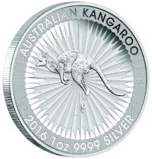 GoldCore: Australian Kangaroo