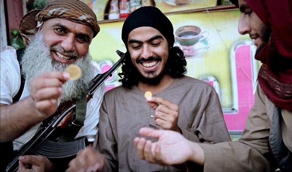 Gold terrorists