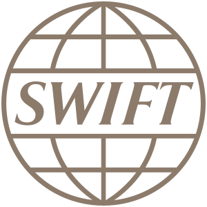 "Auto Draft  Europe Unveils ""Special Purpose Vehicle"" With Russia and China To Bypass SWIFT, Jeopardizing Dollar's Reserve Status SWIFT Logo"