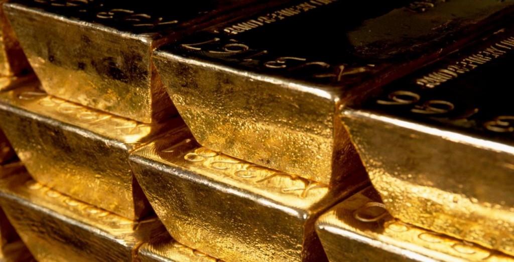 gold_bullion_BOE  Gold Bullion In London Vaults Beneath Bank of England Worth $248 Billion – BBC gold bullion BOE 1024x523