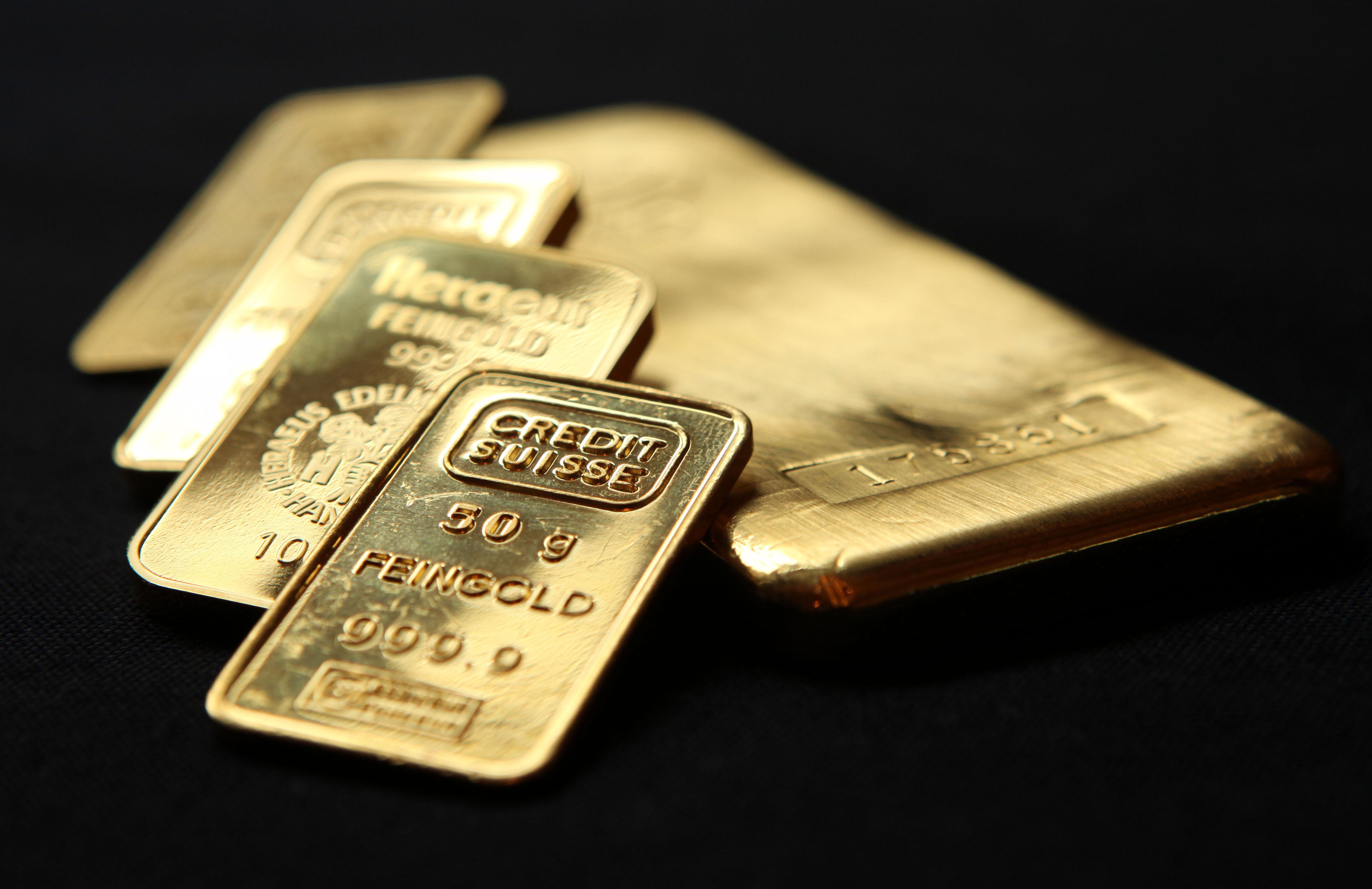 Investors Start Buying Gold ETFs In October In Bullish Shift Gold Bar CS 50g