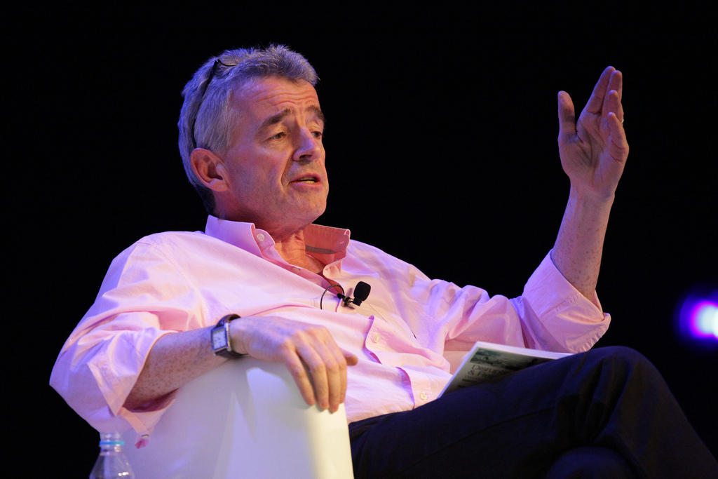 ryanir gold Ryanair CEO On BREXIT, Contagion, The EU and Gold Ryanair CEO On BREXIT, Contagion, The EU and Gold ryanir gold