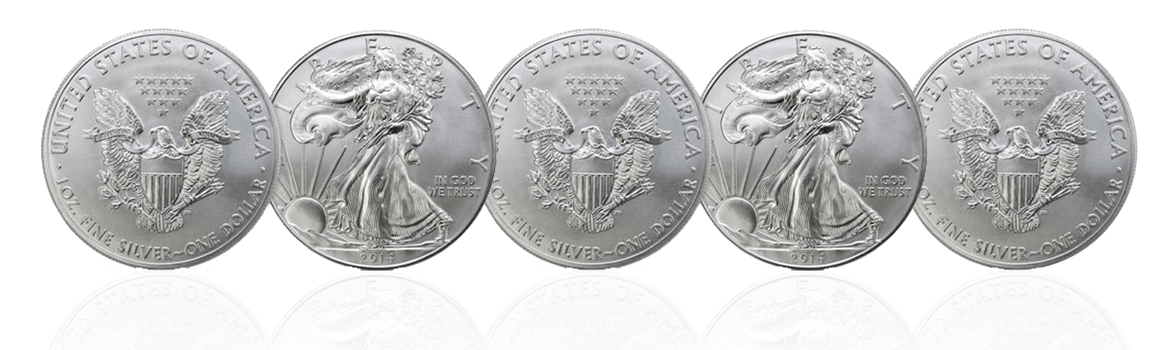 Buy American Silver in Ireland