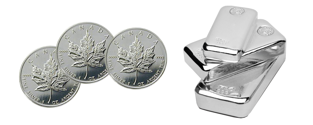 silver-coins-and-bars