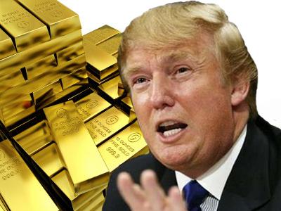 Trump Victory Sends Gold Surging 5% Trump Victory Sends Gold Surging 5% trump gold