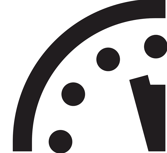 clock Buy Gold Because of Uncertainty not Doomsday Buy Gold Because of Uncertainty not Doomsday clock