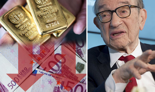 """Gold The """"Ultimate Insurance Policy"""" as """"Grave Concerns About Euro"""" – Greenspan"""