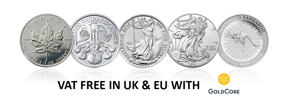 Silver Bullion: Once and Future Money Silver Bullion: Once and Future Money Silver VAT Free GoldCore