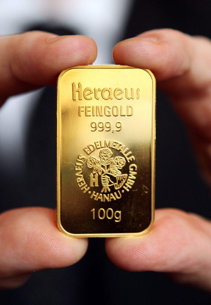 Heraeus Gold Refinery Buys Swiss Refiner Argor Heraeus