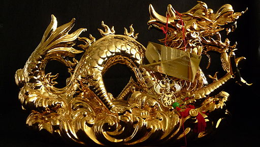 Is China manipulating the gold market? Is China manipulating the gold market? Chinese Dragon QM r
