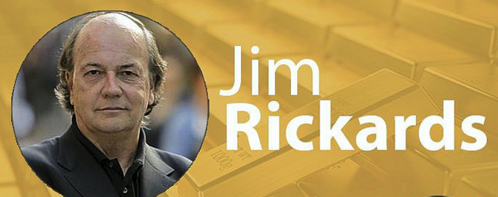 James Rickards: Gold Will Start Heading Higher On Dwindling Supply James Rickards: Gold Will Start Heading Higher On Dwindling Supply Jim Rickards 1024x405