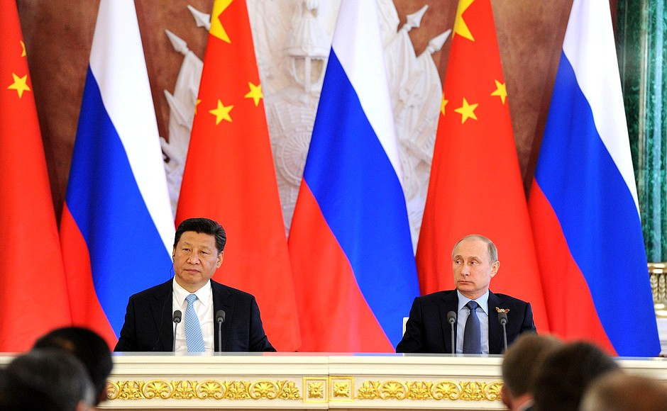 China, Russia Alliance Deepens Against American Overstretch