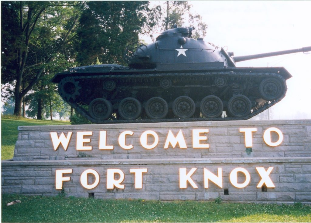 Mnuchin: I Assume Fort Knox Gold Is Still There Mnuchin: I Assume Fort Knox Gold Is Still There Fort Knox tank 1024x735