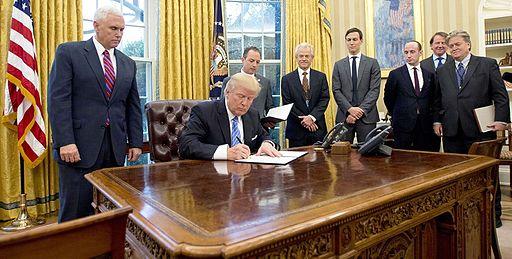 Trump cronyism