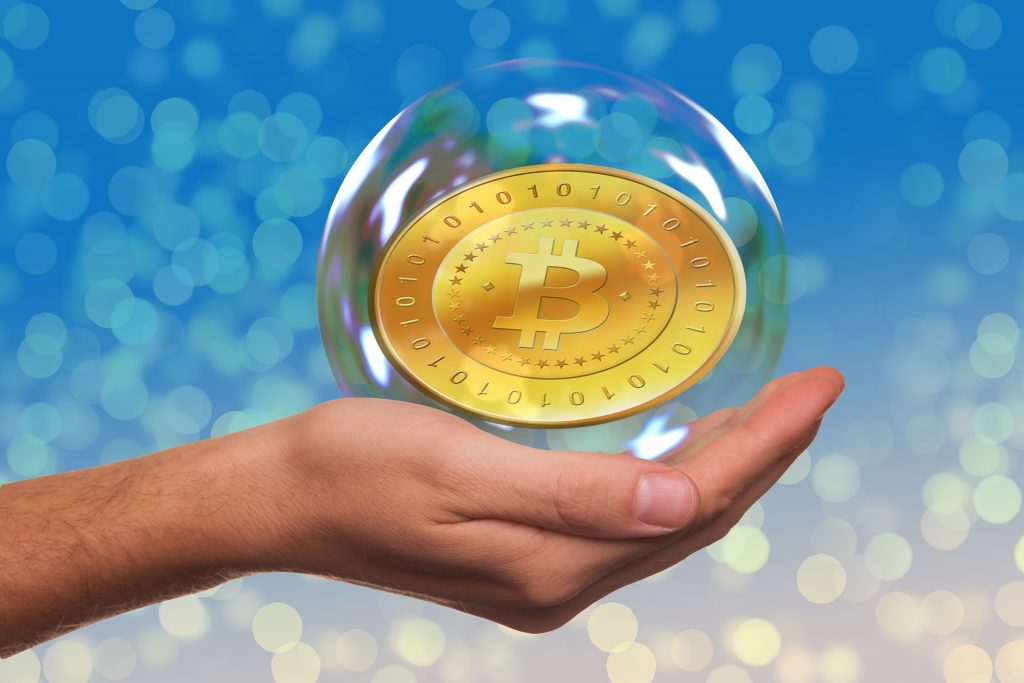Bitcoin Is A Bubble but Gold Is Money Says World's Biggest Hedge Fund Manager Bitcoin Is A Bubble but Gold Is Money Says World's Biggest Hedge Fund Manager soap bubble 2489583 1920 1024x683