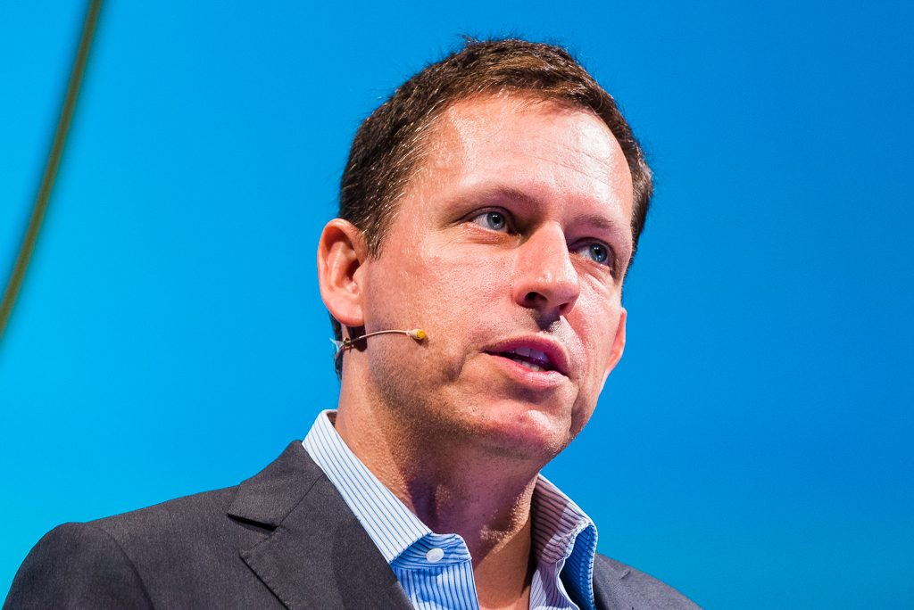 Wozniak and Thiel Fuel Bitcoin-Gold Debate: Gold Comes Out On Top Peter Thiel by Dan Taylor 1024x684