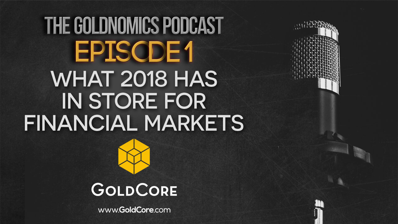 Is This The Greatest Stock Market Bubble In History? Goldnomics Podcast podcast1