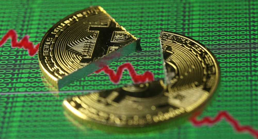 Digital Gold Flight To Physical Gold Coins and Bars bitcoin destroyed