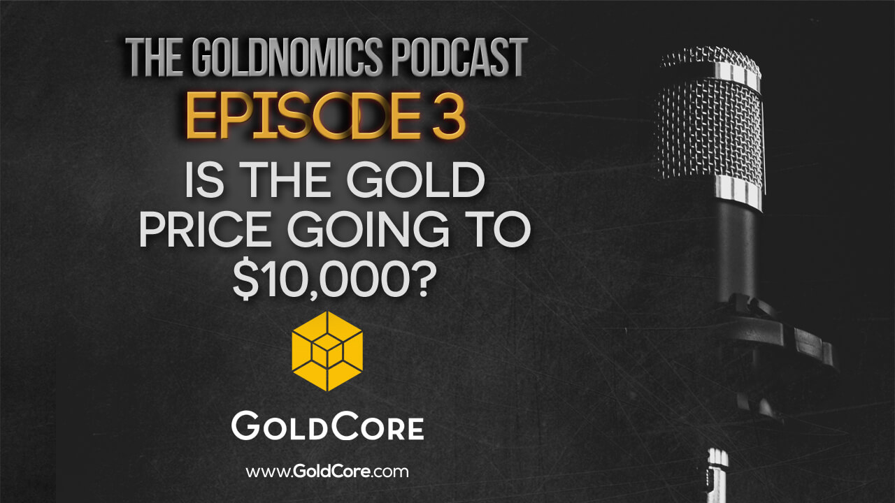 Silver bullion will likely outperform gold bullion going forward Silver bullion will likely outperform gold bullion going forward Goldnomics episode 3