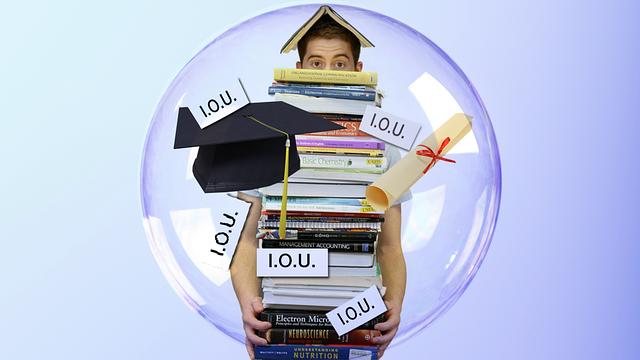 Global Debt Crisis II Cometh student loan debt 1160848 640 2