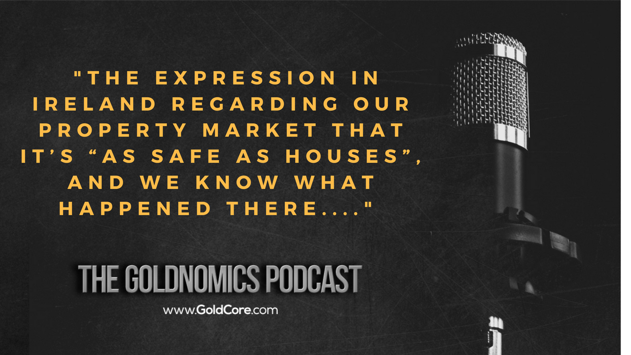 Gold $10,000? Goldnomics Podcast Quotations and Transcript Gold $10,000? Goldnomics Podcast Quotations and Transcript 24