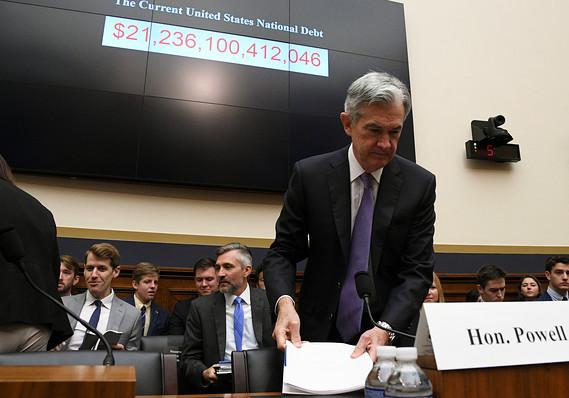Russia Sells 80% Of Its US Treasuries powell
