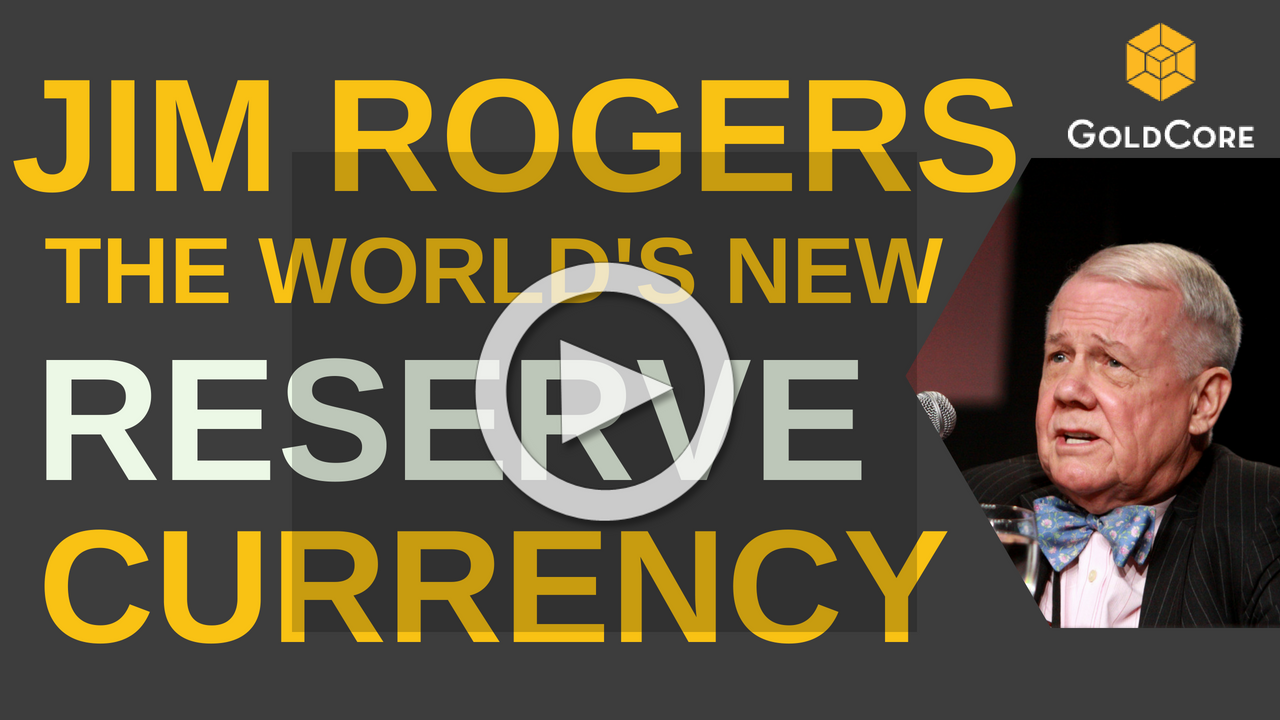 Jim Rogers and the World's New Reserve Currency | Zero Hedge