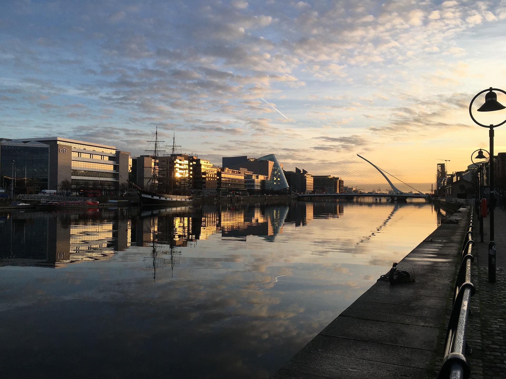 Dublin Housing Boom Set To Bust? dublin 2972740 1920