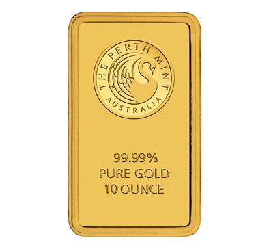 Gold Bar – 10 oz
