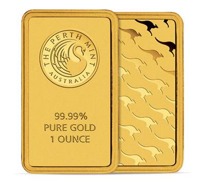 Gold Bar – 1 oz