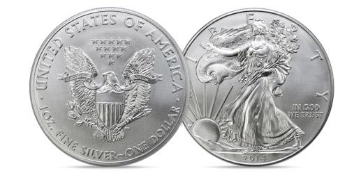 American Silver Eagle – 20 Coins – 20 oz