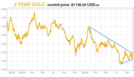 Gold To Double In Price And Surp Its Inflation Adjusted High Of 2 500 Per Ounce The Next 3 5 Years