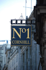 GoldCore London Office, No 1 Cornhill