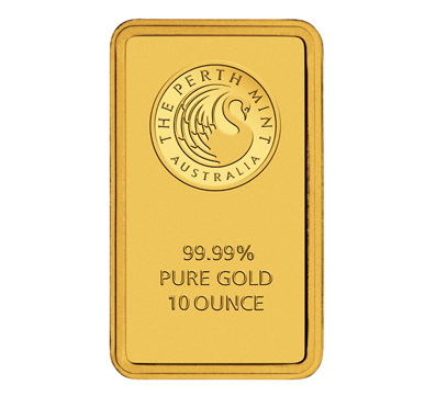 Gold Bar – 10 oz