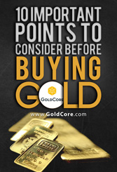 10 Important Points To Consider Before You Buy Gold