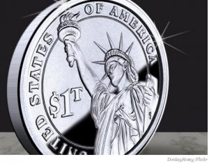 GoldCore: Trillion dollar platinum coin