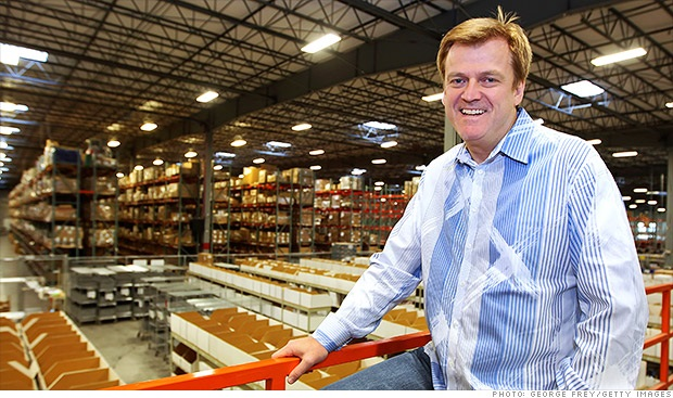 GoldCore: Patrick Byrne, CEO Overstock