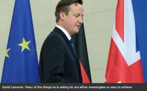 GoldCore: David Cameron