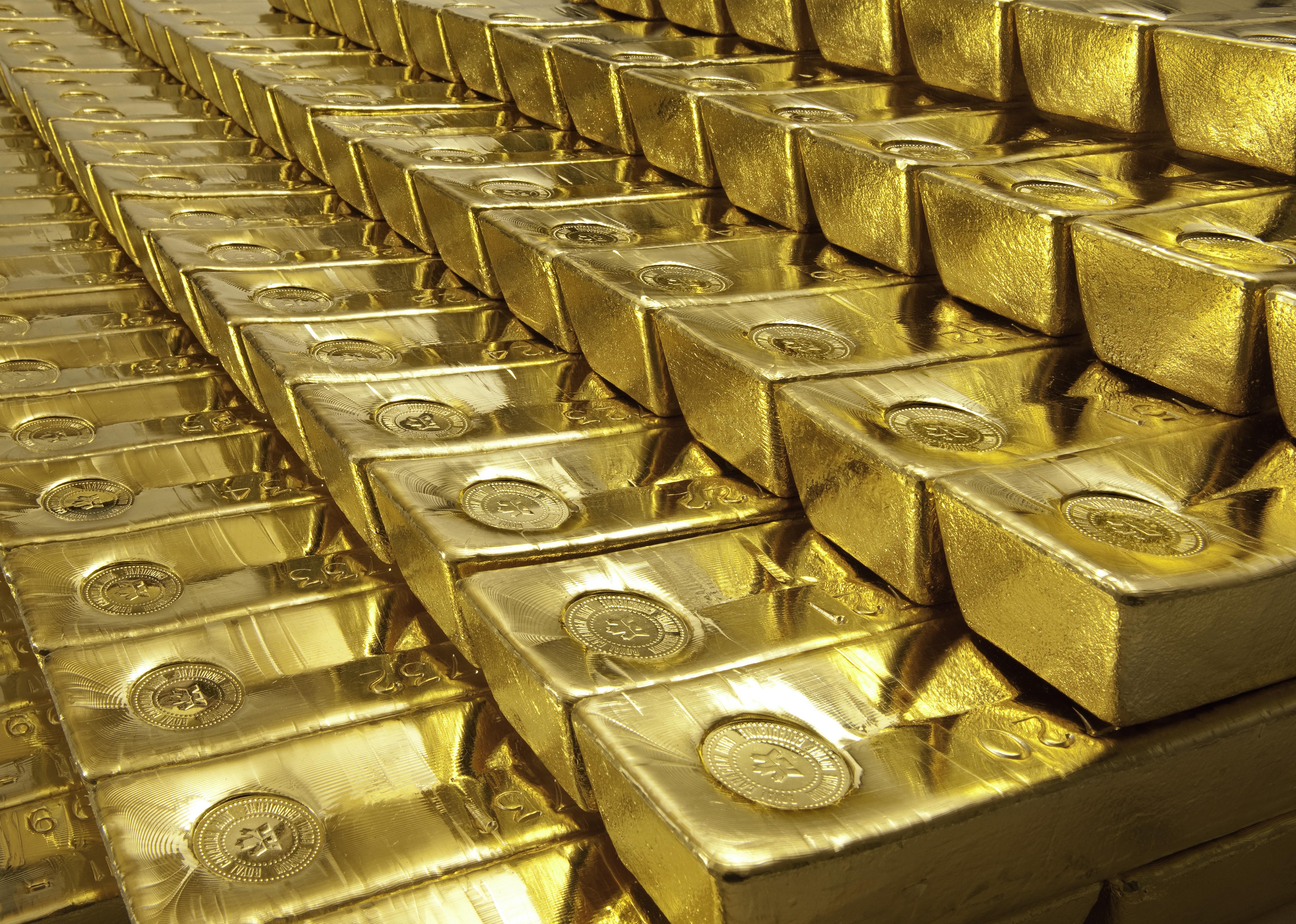 RCM Gold Bars