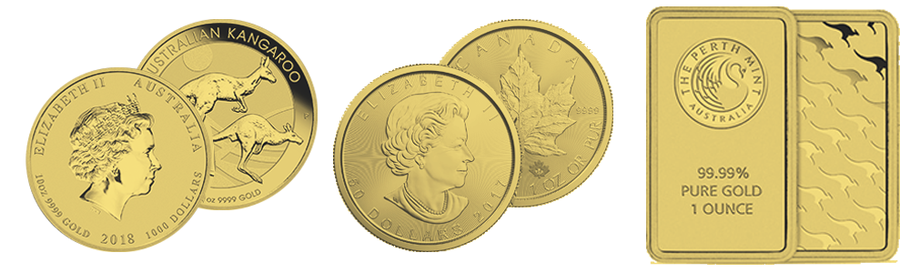 Why Buy Gold Coins Ireland
