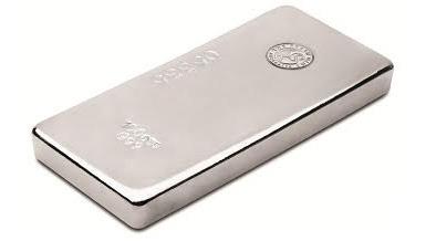 Silver Bar 100 Ounce