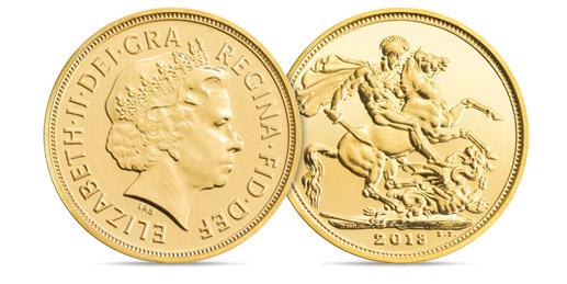 Buy Gold Sovereigns Ireland