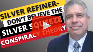 Silver Squeeze – Buy Silver Not Conspiracy Theories!