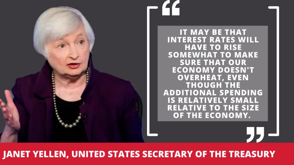 Janet Yellen quote